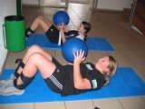 Trainingslager Junioren/-innen 2007